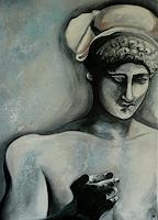A. Waldvogel, Nahaufnahme Hermes