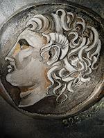 A. Waldvogel, Silber Münze ALEXANDER der Große