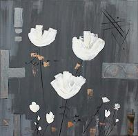 Brigitte-Koelli-Plants-Flowers-Nature-Earth-Modern-Age-Concrete-Art