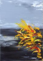 Brigitte-Koelli-Landscapes-Sea-Ocean-Nature-Water-Modern-Age-Concrete-Art