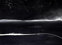 Conny Wachsmann, schwarz weiß Bild - Sternentanz