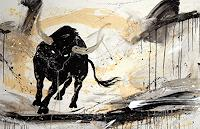 Conny-Wachsmann-Miscellaneous-Animals-Modern-Age-Others-New-Figurative-Art
