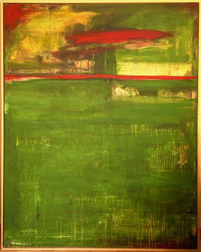 Conny Wachsmann, online abstrakte Bilder kaufen, Abstract art, Landscapes: Plains, Expressionism