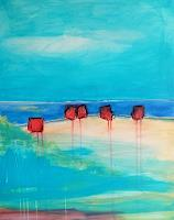 Conny-Wachsmann-Decorative-Art-Landscapes-Modern-Age-Abstract-Art