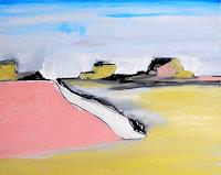 Conny-Wachsmann-Abstract-art-Romantic-motifs-Sunrise-Modern-Age-Abstract-Art