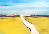 Conny-Wachsmann-Landscapes-Interiors-Villages-Modern-Age-Abstract-Art