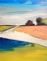 Conny-Wachsmann-Landscapes-Abstract-art-Modern-Age-Modern-Age