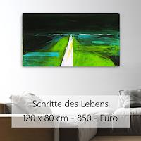 Conny-Wachsmann-Landscapes-Plains-Abstract-art-Modern-Age-Abstract-Art-Action-Painting