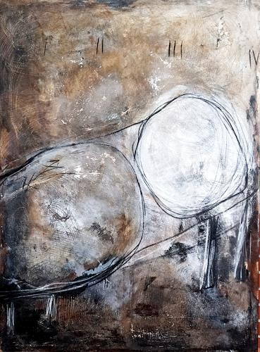 Conny Wachsmann, Lebenstraum 3, Miscellaneous Interiors, Abstract art, Abstract Expressionism