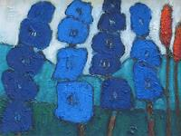 eifelArt-Landscapes-Spring-Plants-Flowers-Contemporary-Art-Contemporary-Art
