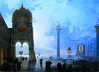 .-Angerer-der-aeltere-Architecture-Fantasy-Contemporary-Art-Contemporary-Art