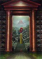 .. Angerer der Ältere, Das rote Tor