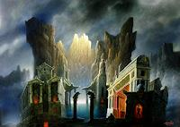 .-Angerer-der-aeltere-Architecture-Fantasy-Contemporary-Art-Contemporary-Art