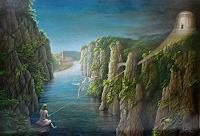 .-Angerer-der-aeltere-Landscapes-Summer-Fantasy-Contemporary-Art-Contemporary-Art