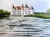 Sabine Schramm, Glücksburg, Landscapes: Summer, Landscapes: Plains, Contemporary Art