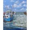 Sabine Schramm, Nordstrand, Landscapes: Sea/Ocean, Contemporary Art