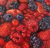 Sabine Schramm, Beeren, Plants: Fruits, Meal, Contemporary Art
