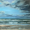 Sabine Schramm, Meer, Landscapes: Sea/Ocean, Contemporary Art