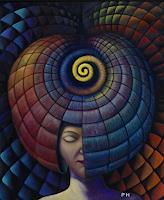Peter-Hutter-Fantasy-Mythology-Contemporary-Art-Post-Surrealism
