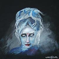 Gilberte-Vermeulen-People-Women-Decorative-Art-Modern-Age-Expressive-Realism