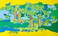 Jens-Jacobfeuerborn-Plants-Trees-Nature-Miscellaneous-Modern-Age-Pop-Art