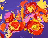Jens-Jacobfeuerborn-Plants-Flowers-Emotions-Joy-Modern-Age-Pop-Art