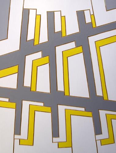 Jens Jacobfeuerborn, O.T. (Holzdruckstock), Abstract art, Decorative Art, Constructivism