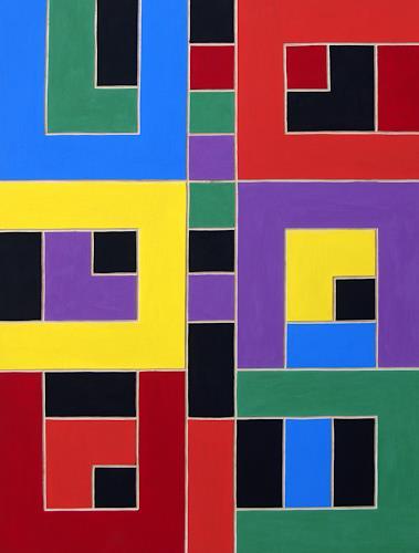 Jens Jacobfeuerborn, O.T. (Holzdruckstock), Abstract art, Decorative Art, Constructivism, Abstract Expressionism