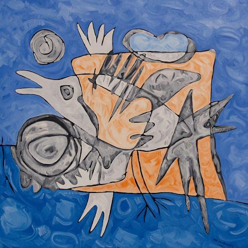 Jens Jacobfeuerborn, Kindervogel 3, Animals: Air, Fantasy, Contemporary Art