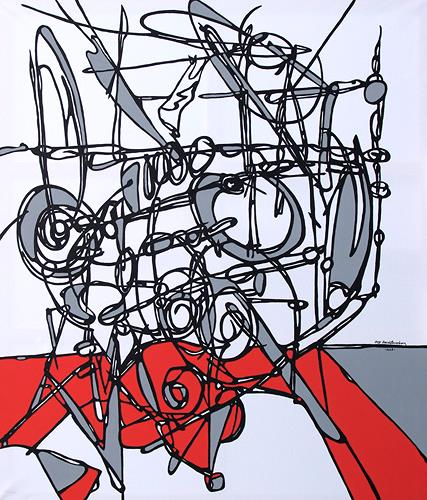 Jens Jacobfeuerborn, Gerüst, Miscellaneous Buildings, Contemporary Art