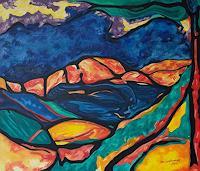 Jens-Jacobfeuerborn-Landscapes-Mountains-Fantasy