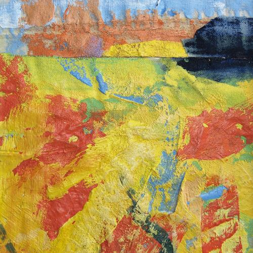 Jens Jacobfeuerborn, Miniatur 12, Abstract art, Miscellaneous Landscapes, Abstract Art
