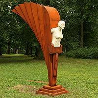 Thomas-Lehnigk-Erotic-motifs-Female-nudes-Abstract-art-Contemporary-Art-Postmodernism