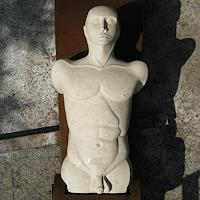 Thomas-Lehnigk-Erotic-motifs-Male-nudes-Abstract-art-Modern-Age-Art-Deco