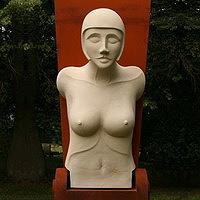 Thomas-Lehnigk-Erotic-motifs-Female-nudes-Abstract-art-Modern-Age-Art-Deco
