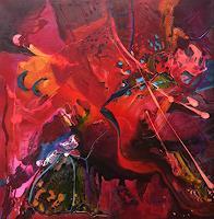 Ilona-Felizitas-Hetmann-Abstract-art-Leisure-Modern-Age-Abstract-Art