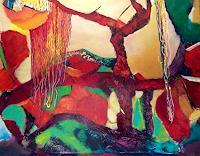 Ilona-Felizitas-Hetmann-Nature-Miscellaneous-Modern-Age-Abstract-Art
