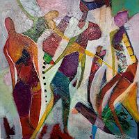 Ilona-Felizitas-Hetmann-Abstract-art-Modern-Age-Abstract-Art-Non-Objectivism--Informel-