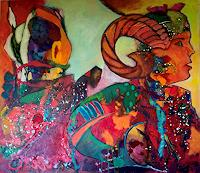 Ilona-Felizitas-Hetmann-People-Modern-Age-Abstract-Art