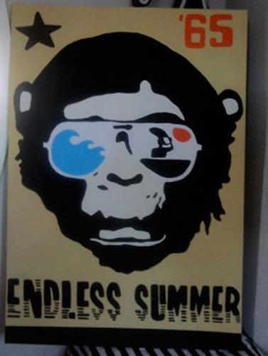 Marisa Rosato, Endless Summer, Animals: Land, Pop-Art