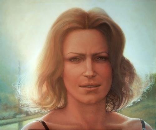 MarianaS, Die Hitze, People: Women, People: Portraits, Realism