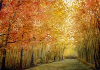 Marianas-Landscapes-Autumn-Nature-Wood-Modern-Times-Realism
