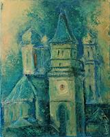 Margareta-Schaeffer-Architecture-Buildings-Churches-Modern-Age-Impressionism