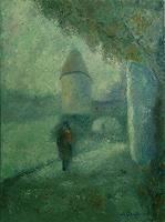 Margareta-Schaeffer-Landscapes-Landscapes-Modern-Age-Impressionism