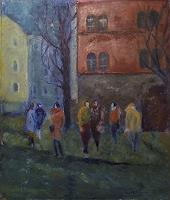 Margareta-Schaeffer-People-Buildings-Modern-Age-Impressionism