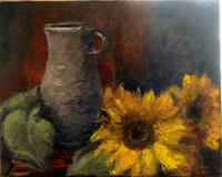 Margareta-Schaeffer-Plants-Flowers-Plants-Flowers-Contemporary-Art-Contemporary-Art