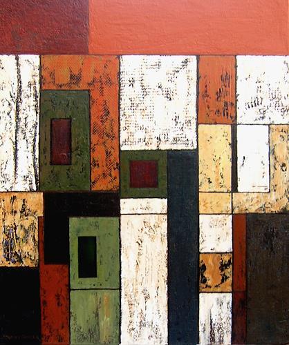 Jonny Lüpkes, N/T, Abstract art, Landscapes, Contemporary Art
