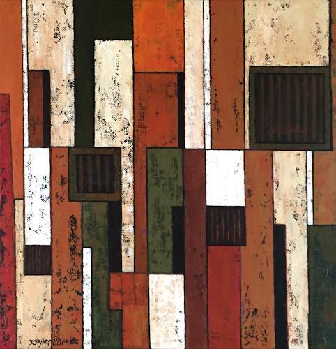 Jonny Lüpkes, O.T., Abstract art, Architecture, Contemporary Art