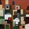 Jonny Lüpkes, Urban, Architecture, Abstract art, Contemporary Art