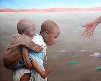 Jose-Garcia-y-Mas-People-Children-Society-Modern-Times-Realism